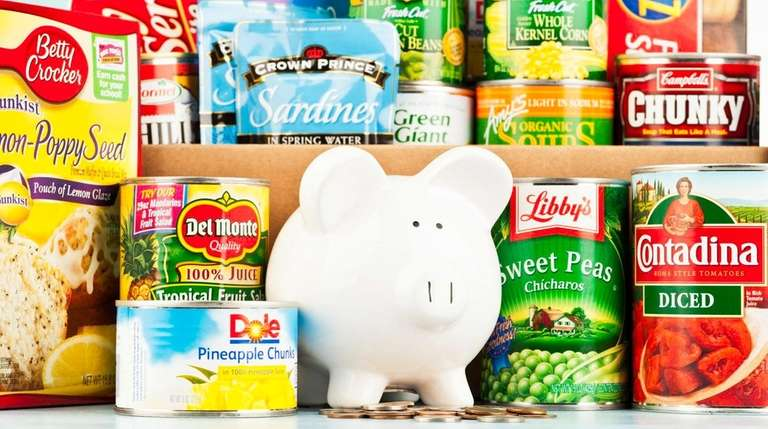 A well-stocked pantry can help you survive a