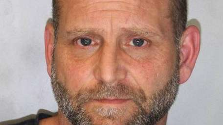 Jefferson D. Eames, 49, of Springs, was arrested