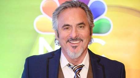 Golfer David Feherty attends the NBCUniversal Press Junket