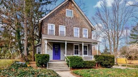 The Northport Victorian where architect Andrew Geller used