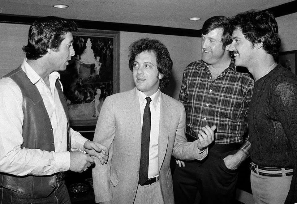 March 7, 1975: Billy Joel plays Calderone Concert