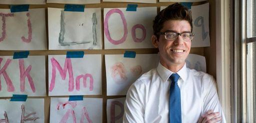 Zachary Turpin, a University of Houston graduate student,
