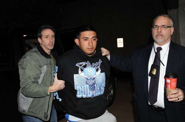 Enrique Tortillo, one of the accused MS-13 street