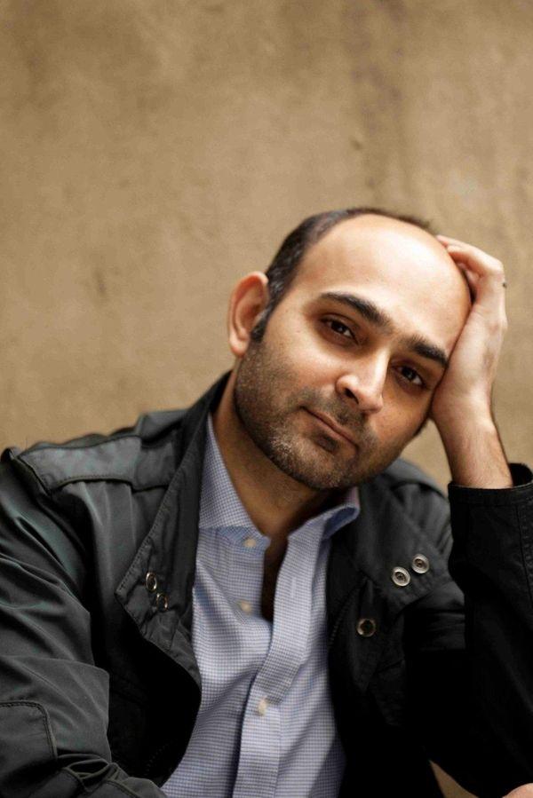 Mohsin Hamid, author of