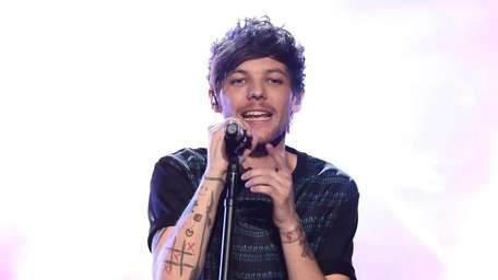 Louis Tomlinson has been arrested in the alleged