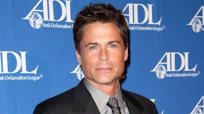 Rob Lowe turns 53 on St. Patrick's Day.