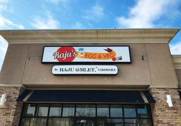Raju's Egg and Veg takes over the Hicksville