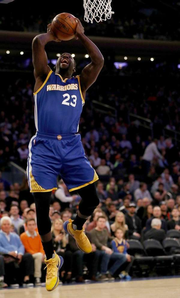 Draymond Green #23 of the Golden State Warriors