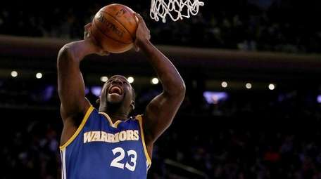 Draymond Green #23 of the Golden State Warriors