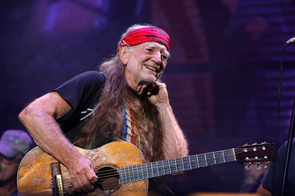 In 1990, the IRS hit Willie Nelson with