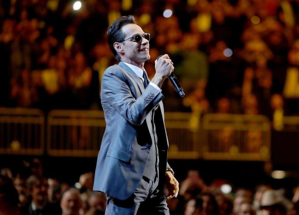 Salsa singer Marc Anthony was hit with $3.4