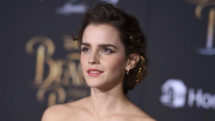 Emma Watson has hit back at critics who