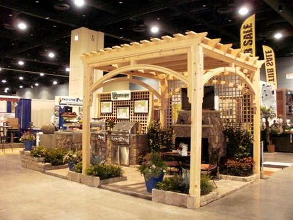 This year's Long Island Builders Institute show will