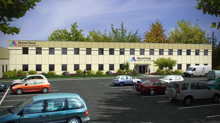 Mount Sinai plans move to renovated Greenlawn office | Newsday