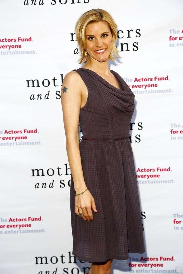 Jenn Colella stars in a new Broadway musical,