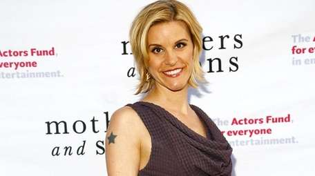 Jenn Colella stars in a new Broadway musical,
