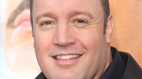 Kevin James will perform two shows at The