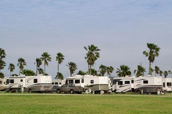 Seasonal RV and camper communities are popping up