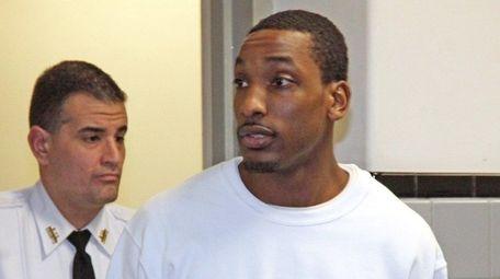 Antonio Webb, 24, of Long Beach, faces 20