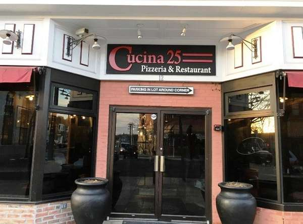 Cucina 25 has opened in Riverhead.