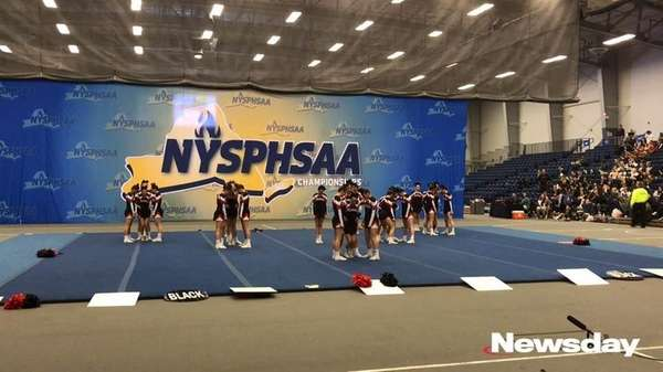 Mount Sinai finished fifth in the state's Division