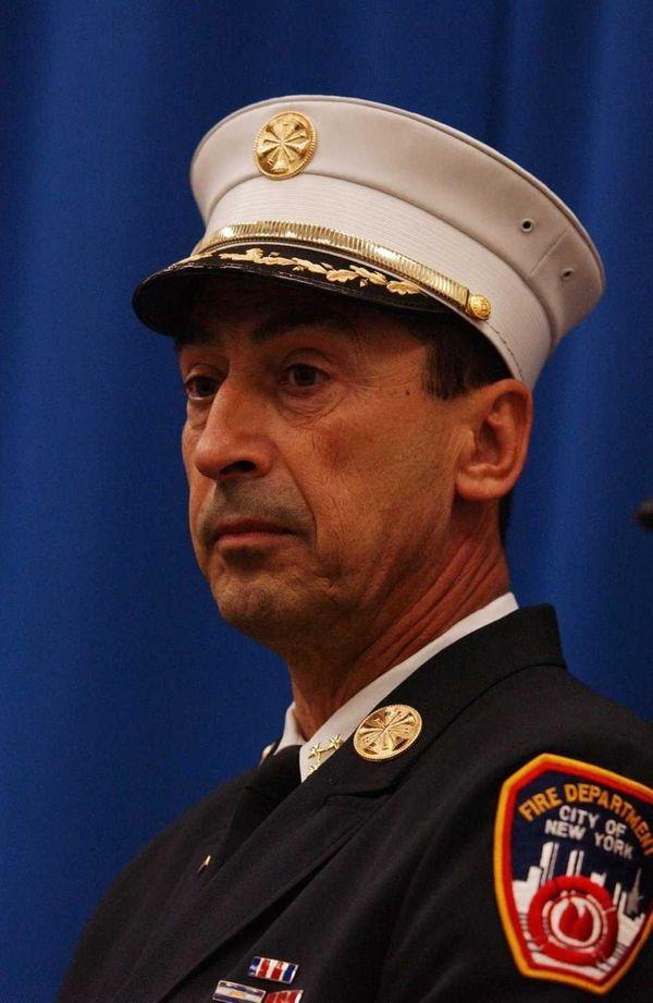 FDNY Commissioner Daniel Nigro said Tuesday, March 7,