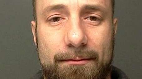 David Lizzol, 42, was charged Monday, March 6,