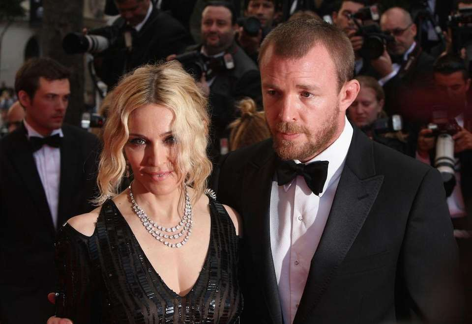 Madonna and Guy Ritchie divorced in 2008 after