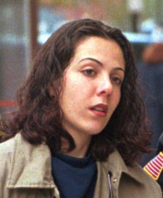 Amy Fisher, seen here on Sept. 26, 1996,