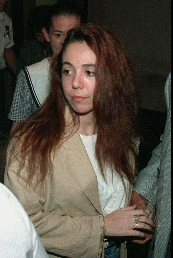 Amy Fisher is seen on July 19, 1992.