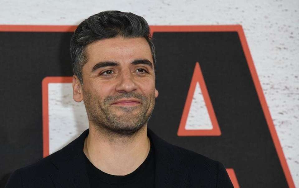 Oscar Isaac, also known as Poe Dameron from