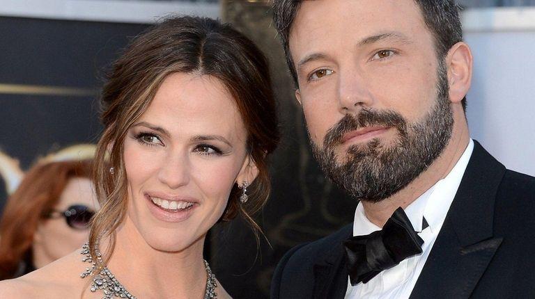 Jennifer Garner and Ben Affleck may not be