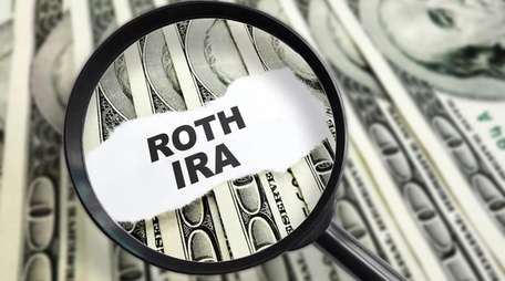 Contributions to a Roth IRA are not tax-deductible,