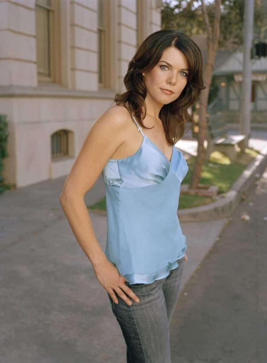 Lauren Graham, better known as Lorelai Gilmore from