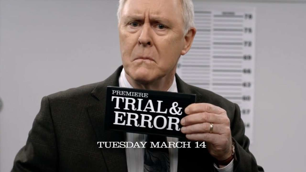 John Lithgow stars in the new NBC series,
