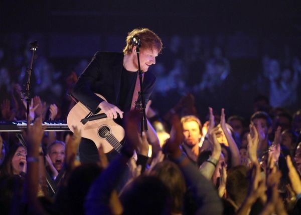 Ed Sheeran will be hitting the road in