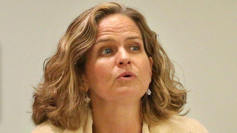 Nassau County Legislator Laura Curran