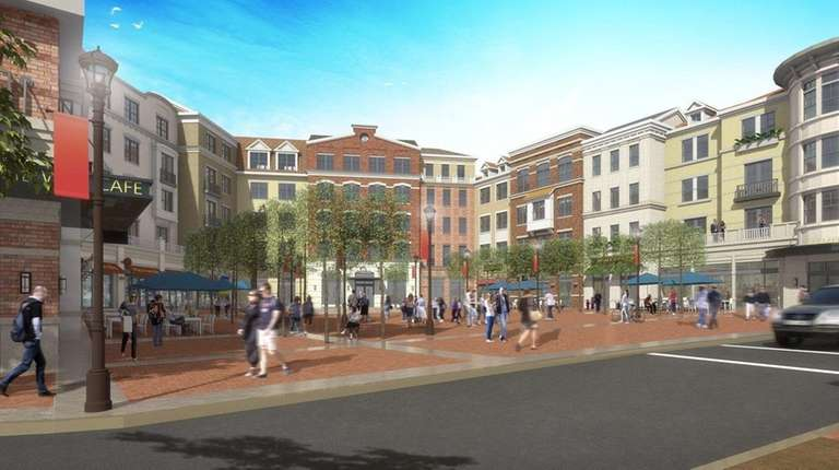 RXR Realty unveiled its plans for the Village