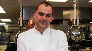Daniel Humm, chef-partner at Eleven Madison Park in
