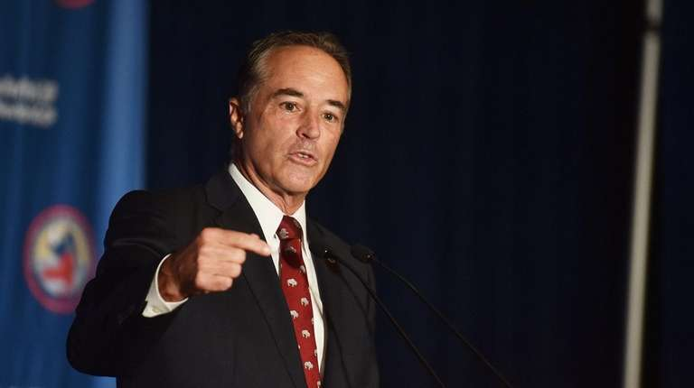 Congressman Chris Collins, New York's 27th congressional district