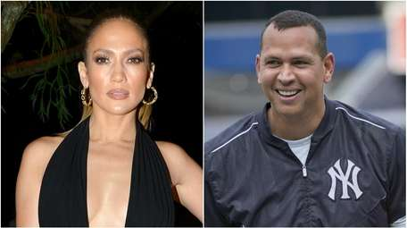 Jennifer Lopez and Alex Rodriguez are dating, according