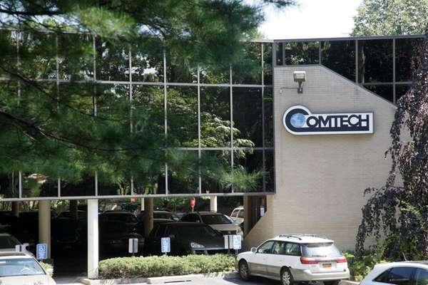 Comtech Telecommunications in Melville in 2015.