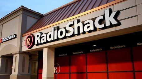 A RadioShack store on Feb. 15, 2015 in