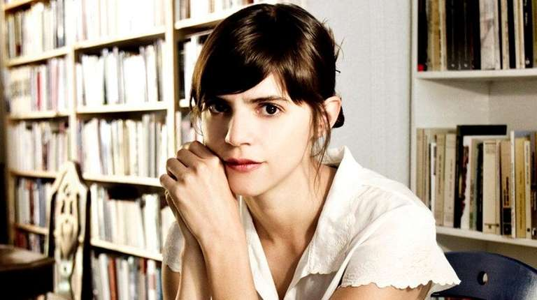 Valeria Luiselli is an assistant professor of Romance