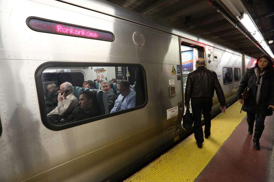 Would you rather take an LIRR train at