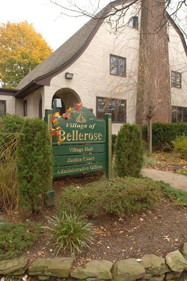Bellerose Village Hall, at 50 Superior Rd.. on