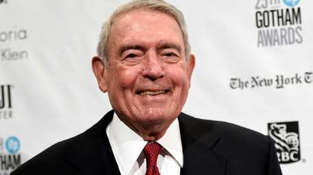 Dan Rather's new book,