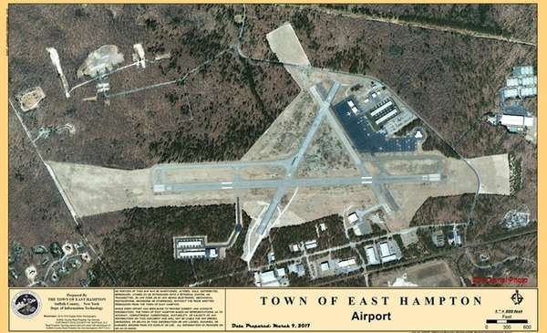 The East Hampton Town Board has been working