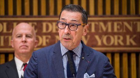 FDNY Commissioner Daniel Nigro.
