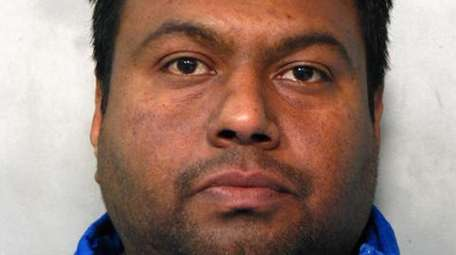 Ranjit Lal, 36, of Richmond Hill, was arrested